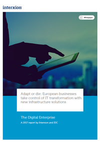 IDC Digital Enterprise