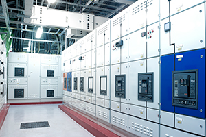 Power systems within Interxion's colocation data centre
