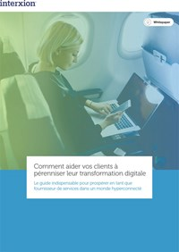 aider clients transformation digitale