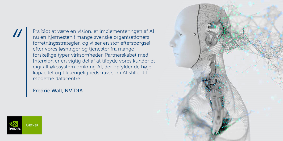 Interxion - AI - Nvidia Partner